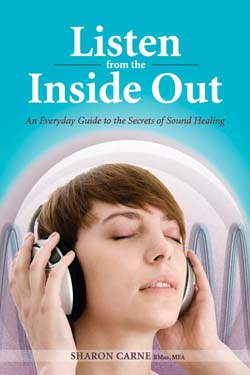 Sharon's book - Listen From the Inside Out